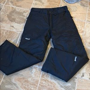 Ski Gear Ski pants Men's small Black